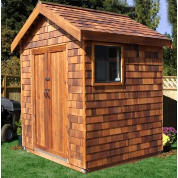 cedar_storage_shed_wood │ Locksmiths Barnet │ Unique Locksmiths